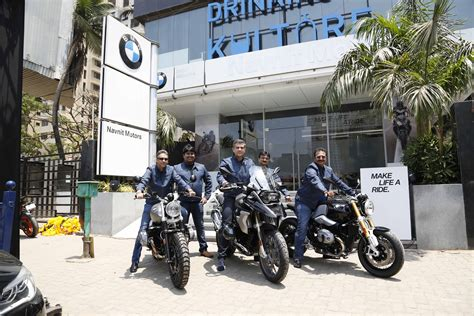 Bmw Motorrad Thane by Navnit Motors Bangalore Impremedia Net