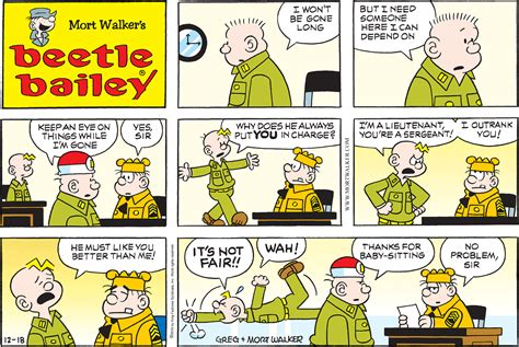 what are comics beetle bailey dec 17 2016 realclear