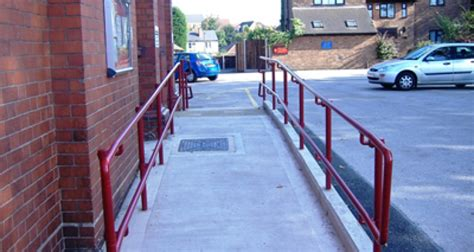 Handrails For Disabled Access handrails for the disabled access kee safety