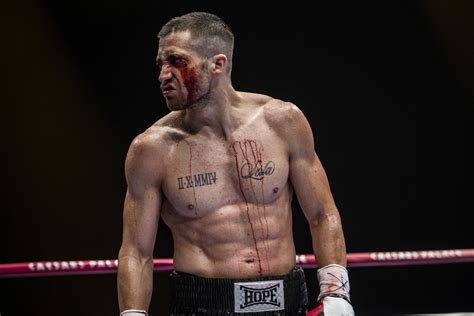jake gyllenhaal movie southpaw jake gyllenhall watched and studied manny pacquiao fights