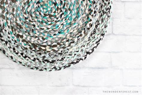 braided tshirt rug no sew no sew braided t shirt rug sustainable stories