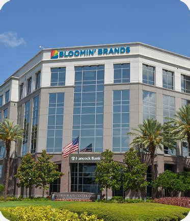 Bloomin Brands Inc Gift Card - bloomin brands inc careers home office opportunities