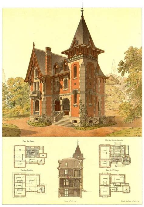victorian house drawings victorian victorian architecture and the large on pinterest