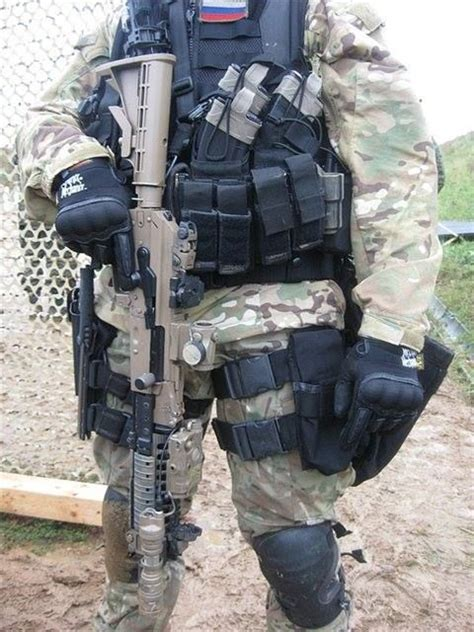 special forces combat gear russian state of the next generation kalashnikov