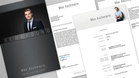 Design Vorlagen Bewerbung Word edles deckblatt mit ms word vorlage photo one