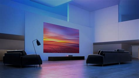 Tv Videotech xiaomi mi laser projector is an affordable cinema quality projector muted
