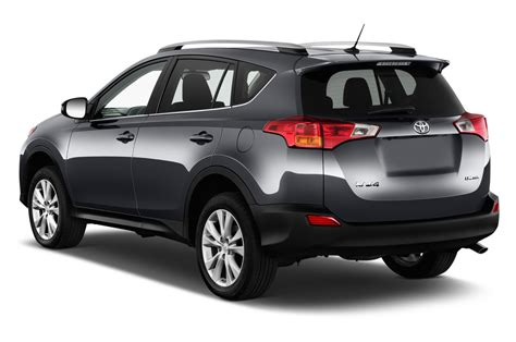 Toyota Rav4 Price 2015 2015 Toyota Rav4 Reviews And Rating Motor Trend