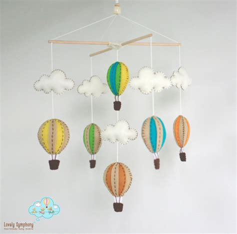 vintage mobiles for baby cribs vintage baby mobile muted colors baby crib by lovelysymphony