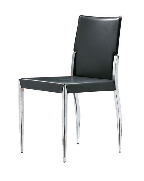 y024 modern black dining chair