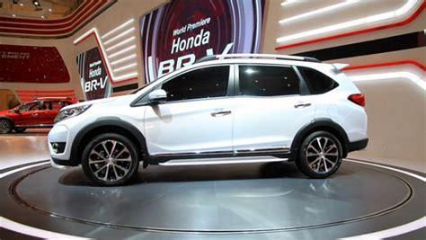 car honda price how honda br v price and features compete existing mobilio