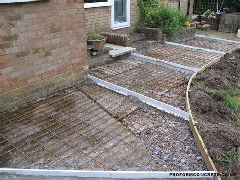 Concrete Patio Expansion Joint concrete garden patio