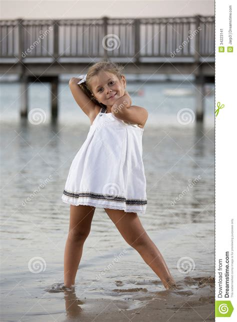 pose child model child model stock image image of posing naturally