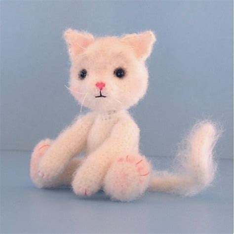 pattern amigurumi cat free amigurumi cat crochet pattern and tutorial by sue