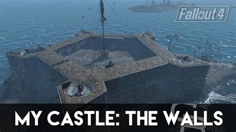 My Castle My Castle fallout 4 my castle the walls how to build my castle