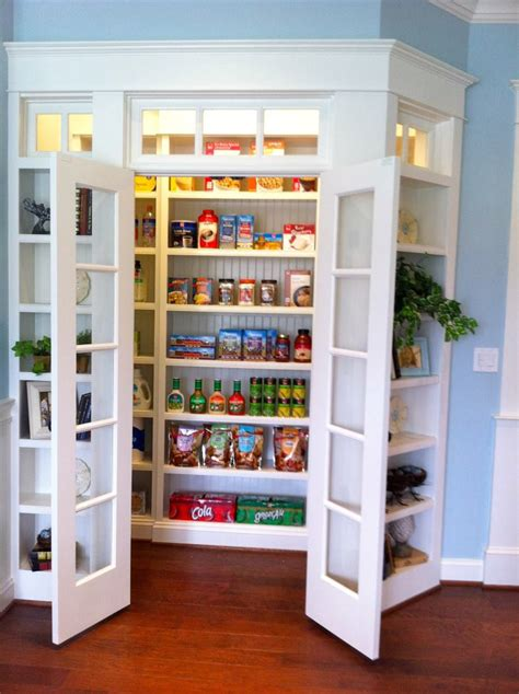 How To Build A Corner Pantry In The Kitchen by Add A Pantry To A Corner By Building The Wall Out