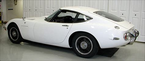 Toyota 2000gt For Sale For Sale 1967 Toyota 2000gt Coupe Car News Auto123