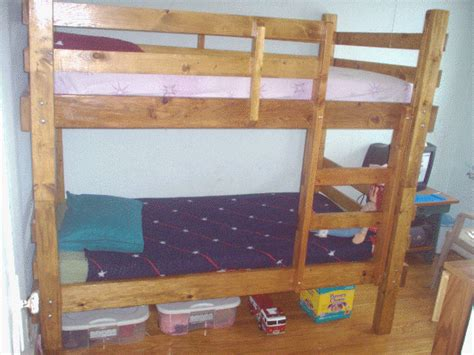 diy plans  build  loft bed  stairs wooden
