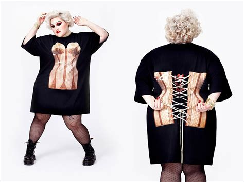beth ditto to launch plus size clothing line with jean