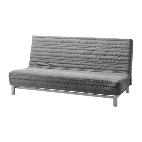 ikea grey sofa bed beddinge l 214 v 197 s sofa bed knisa light gray ikea