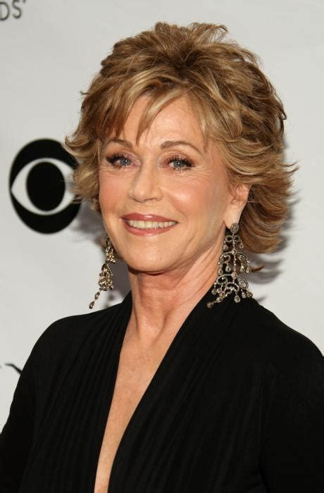 jane fonda s hair style direction 40 best hairstyles for women over 50 with round faces