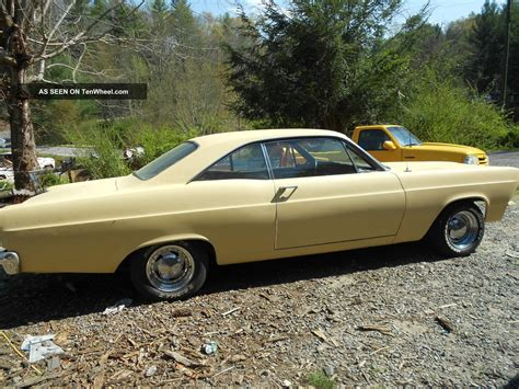 Ford Fairlane by 1966 Ford Fairlane Images