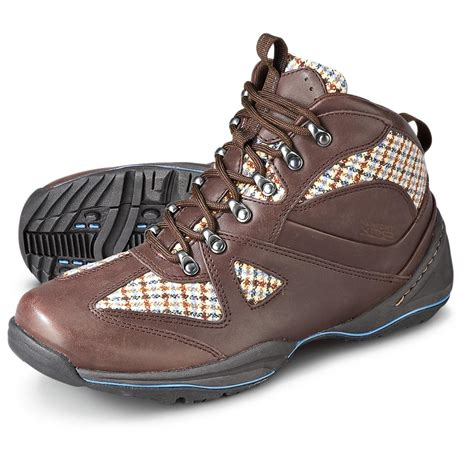 s rockport 174 trailvision xcs hikers brown check