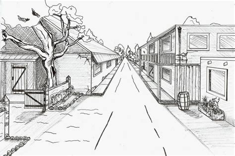 Using Sketchup For Home Design by Assignment 3 Perspective Drawing Argyll Centre Junior