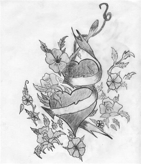 imagenes de corazones mas bonitos del mundo dibujos de amor a lapiz taringa