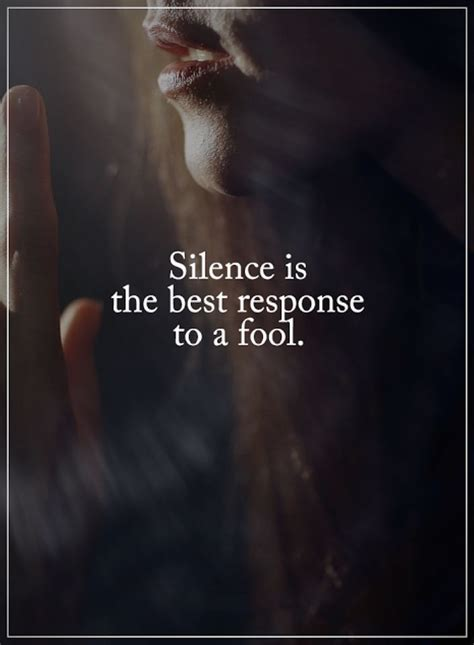 Silence Is Best Quotes 35 best silence quotes images on silence