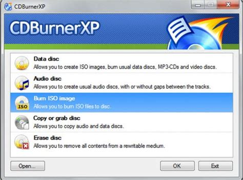 best free cd dvd burning software 5 best free cd dvd burning software for windows appginger