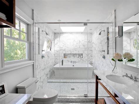 white bathroom light white bathroom cabinets light green glass subway tile wall
