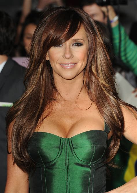 jennifer love hewitt haircut 2015 how to part your hair to suit your face type wonder