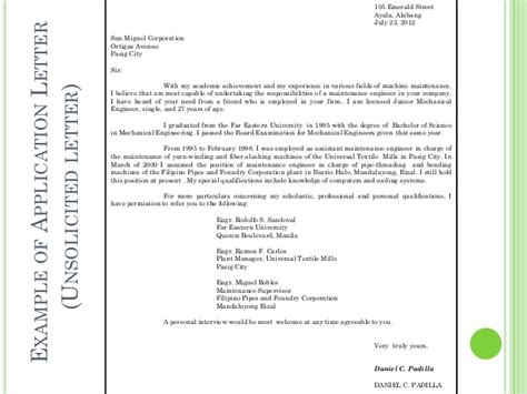 Request Letter To Municipality Business Letters