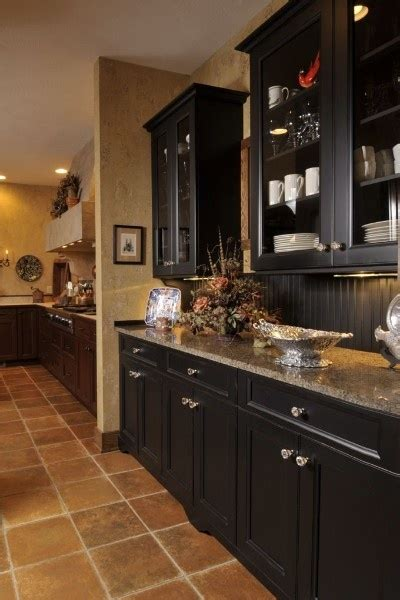 black beadboard kitchen cabinets 207 best kitchens images on pinterest