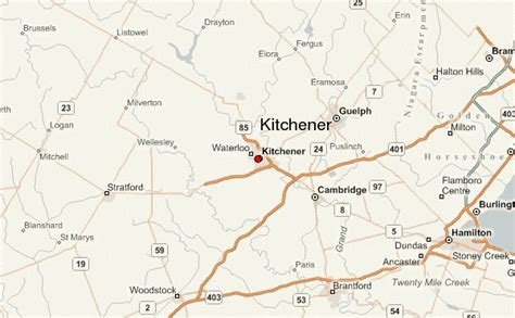 Weather Kitchener Radar by Kitchener Location Guide