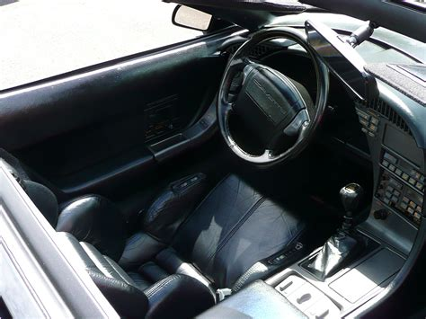 1990 Corvette Interior by 1990 Chevrolet Corvette Interior Pictures Cargurus