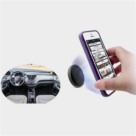 Universal Car Holder For Smartphone 1 universal sticky magnetic car mount holder for smartphone