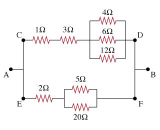 resistors grade 9 part d fig 1 for the combination of resistors sh chegg