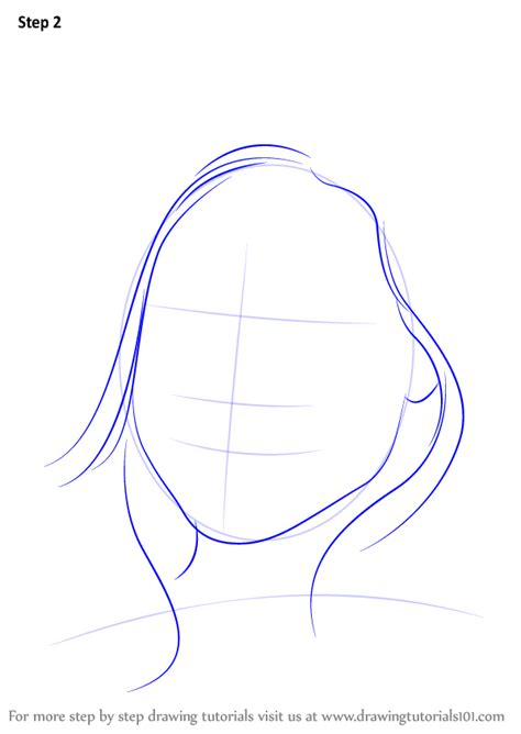 learn how to draw sophia bush celebrities step by step drawing tutorials
