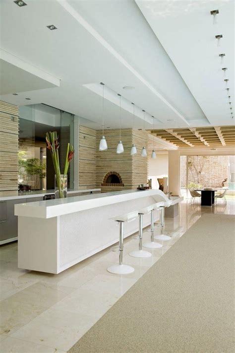 Cuisine Moderne En Bois 1053 by Plafond Suspendu Moderne Cf24 Jornalagora