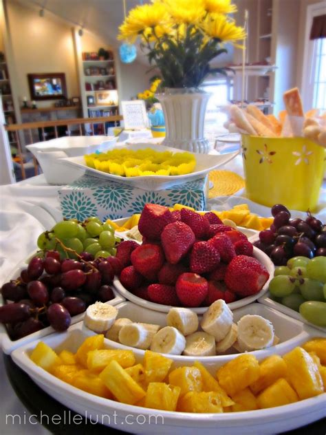light lunch ideas for guests bridal shower food menu baby shower menu ideas finger