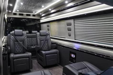 luxury minivan mercedes 11 best luxury executive van conversion images on