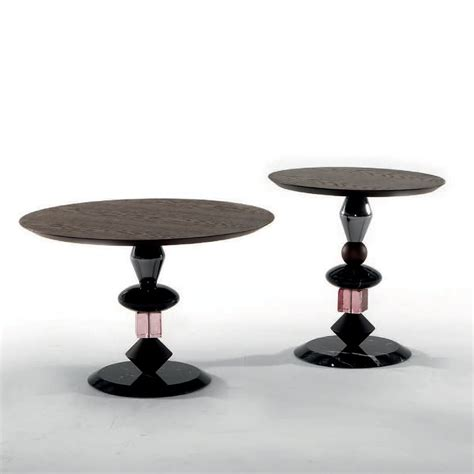 Different Coffee Tables Pandora 6011 Tonin Casa Coffee Table Made Of Marble Glass And Wood With Wooden Top Different