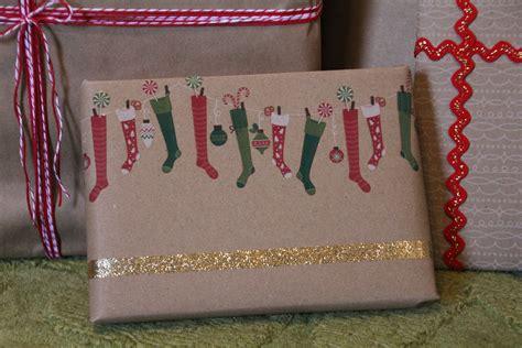 lovely little life unique diy gift wrap ideas