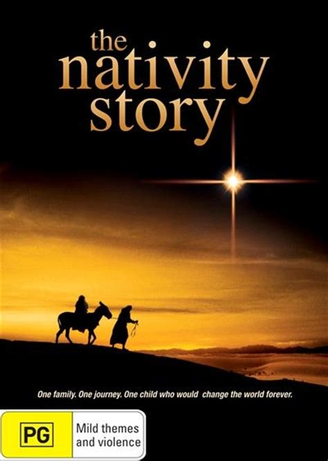 nativity buy buy nativity story on dvd sanity