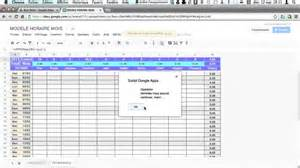 Calendrier Automatique Calendrier Automatique Pour Gestion Mensuelle D Horaires