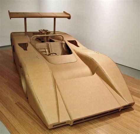 Grande Table Carrée 1719 by 슬로워크 블로그 골판지 박스상자로 우리가 만들 수 있는 것들