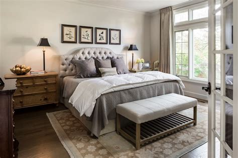 Bedroom Color Scheme - baroque grey bedding mode other metro traditional bedroom decoration ideas with beige curtains