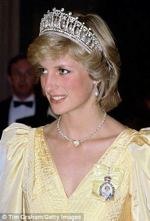 kate middleton wears diana's favourite knot tiara for