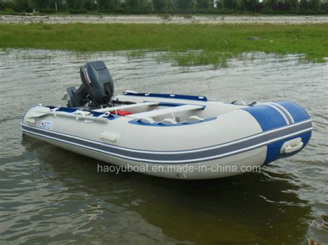 outboard motor boat hs code china 3 6m boat inflatable fishing boat rescue boat